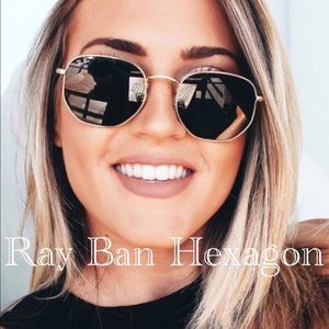 💥RAY BAN HEXAGONAL 💥💃🏼